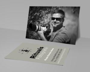 Cartão de visita de Paulo Ferreira Alves