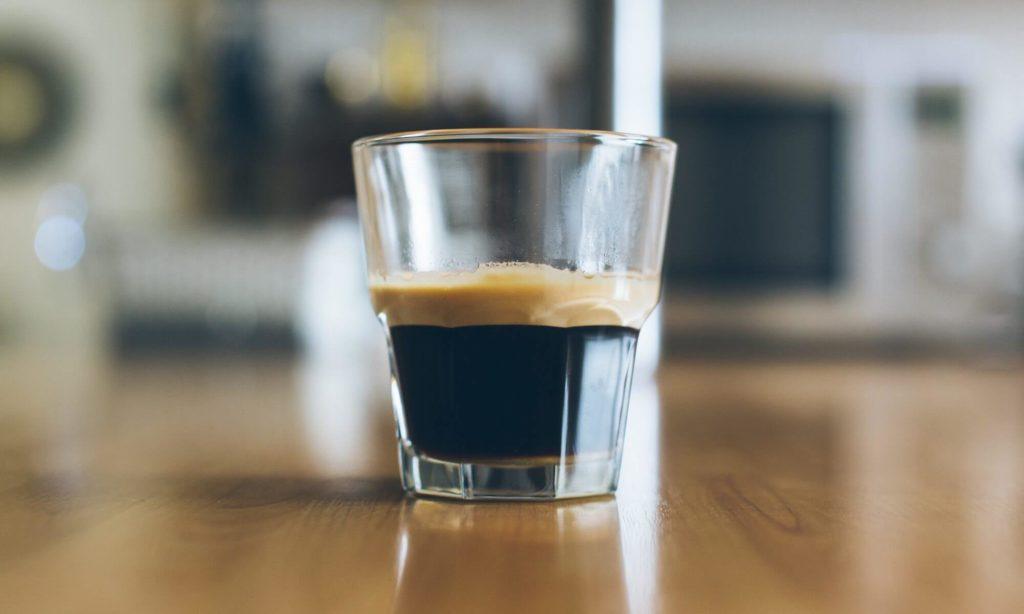 Venha tomar um café connosco